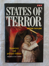 Load image into Gallery viewer, States of Terror by Peter Taylor