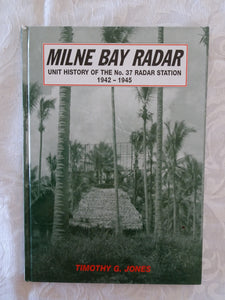 Milne Bay Radar by Timothy G. Jones