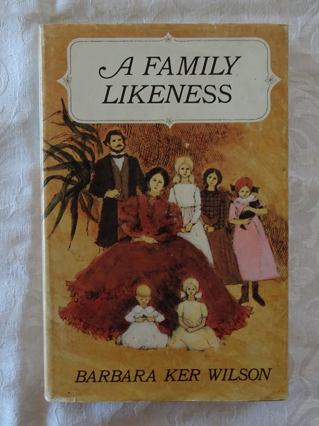A Family Likeness by Barbara Ker Wilson