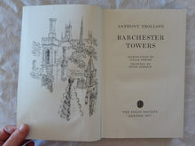Load image into Gallery viewer, Barchester Towers by Anthony Trollope