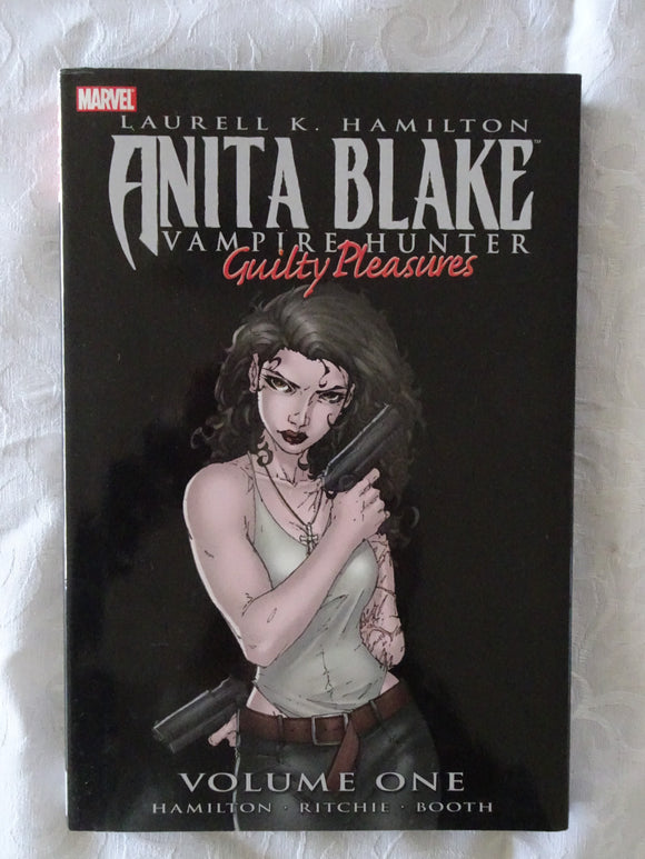 Anita Blake Guilty Pleasures by Laurell K. Hamilton (Graphic Novel)