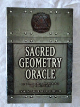 Load image into Gallery viewer, Sacred Geometry Oracle by John Michael Greer