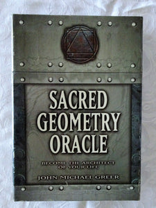 Sacred Geometry Oracle by John Michael Greer