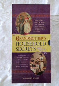 Grandmother's Household Secrets by Margaret Briggs