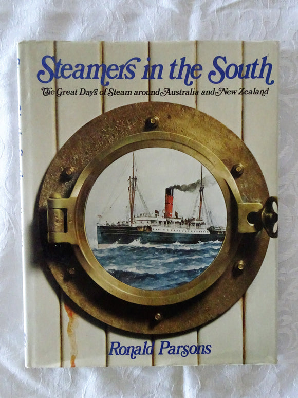 Steamers in the South by Ronald Parsons