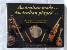 Load image into Gallery viewer, Australian Made ... Australian Played ... by Michael Atherton