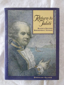 Return to Tahiti by Douglas Oliver