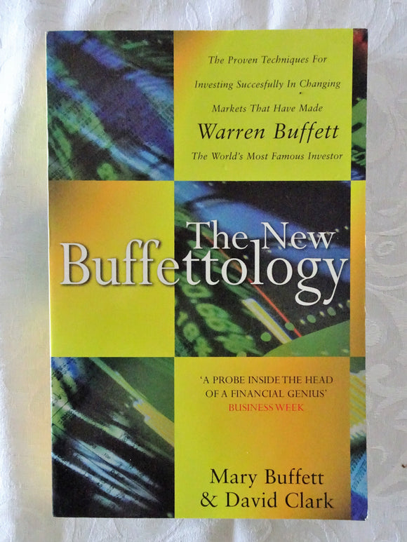 The New Buffettology by Mary Buffett and David Clark