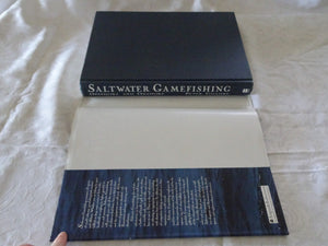 Saltwater Gamefishing by Peter Goadby