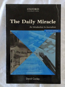 The Daily Miracle by David Conley