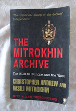 Load image into Gallery viewer, The Mitrokhin Archive by Christopher Andrew and Wasili Mitrokhin