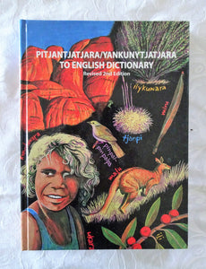 Pitjantjatjara/Yankunytjatjara To English Dictionary