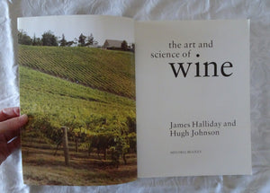 The Art & Science of Wine by James Halliday and Hugh Johnson