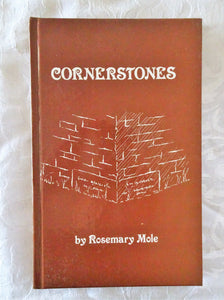 Cornerstones by Rosemary Mole