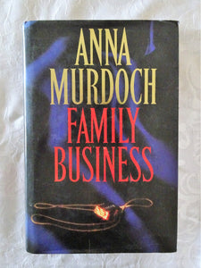 Family Business by Anna Murdoch
