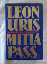 Load image into Gallery viewer, Mitla Pass by Leon Uris