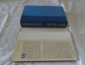 Mitla Pass by Leon Uris