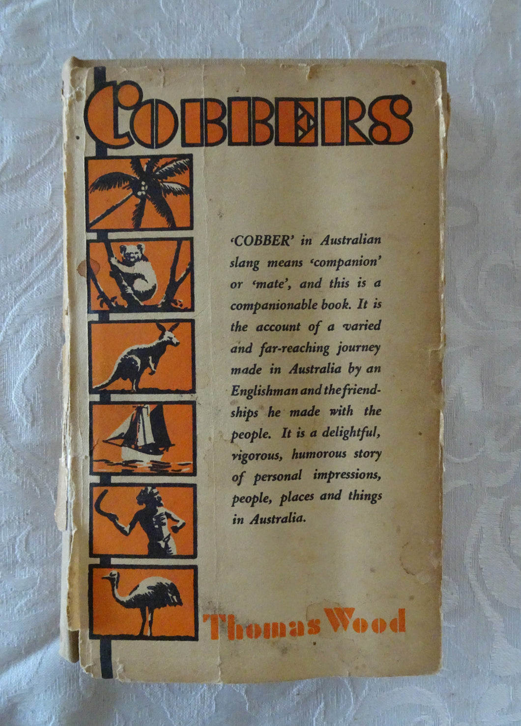 Cobbers by Thomas Wood