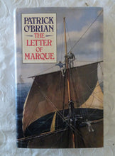 Load image into Gallery viewer, The Letter of Marque by Patrick O'Brian