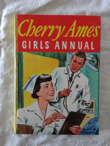Cherry Ames Girls Annual