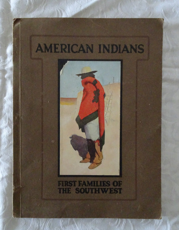 American Indians by J. F. Huckel