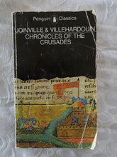 Load image into Gallery viewer, Chronicles of the Crusades by Joinville & Villehardouin