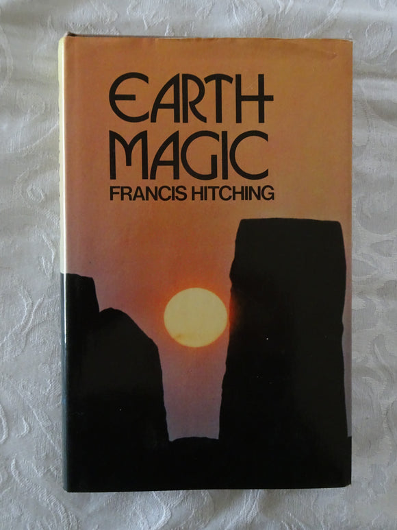 Earth Magic by Francis Hitching