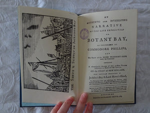 An Authentic and Interesting Narrative of the Late Expedition to Botany Bay