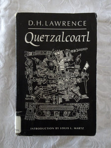 Quetzalcoatl by D. H. Lawrence