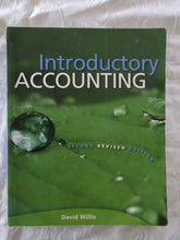 Load image into Gallery viewer, Introductory Accounting + Workbook to Accompany by David Willis