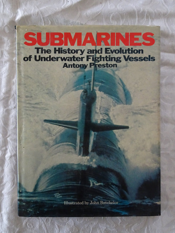 Submarines by Antony Preston