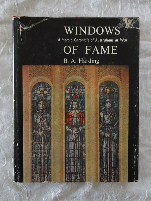 Windows of Fame by B. A. Harding