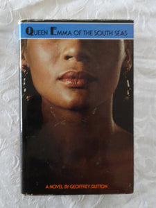 Queen Emma of the South Seas by Geoffrey Dutton