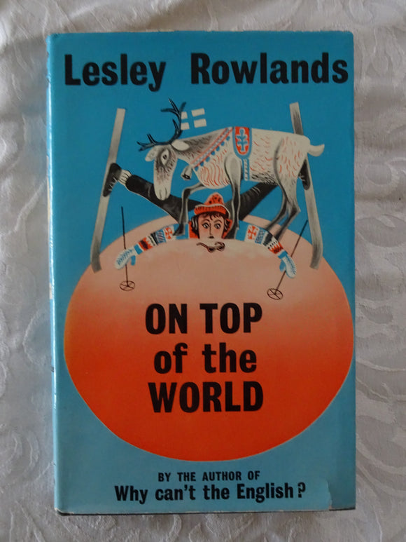 On Top of the World by Lesley Rowlands