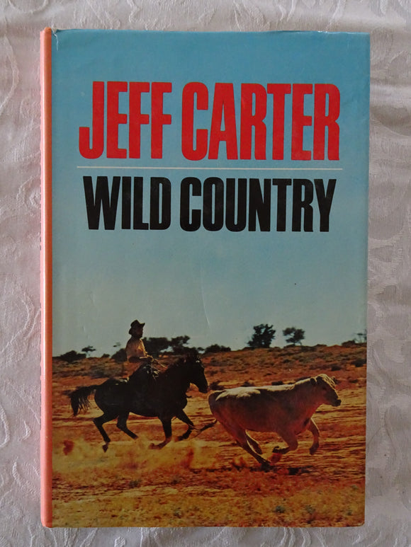 Wild Country by Jeff Carter