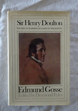 Load image into Gallery viewer, Sir Henry Doulton by Edmund Gosse, edited by Desmond Eyles