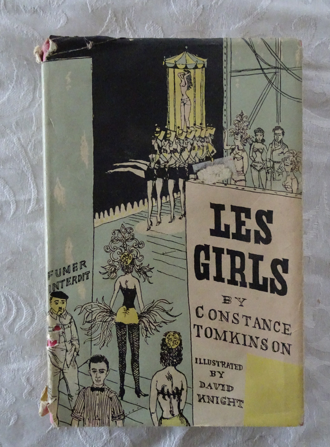 Les Girls by Constance Tomkinson
