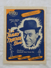 Load image into Gallery viewer, Tivoli Circuit - The Tommy Trinder Show Programme