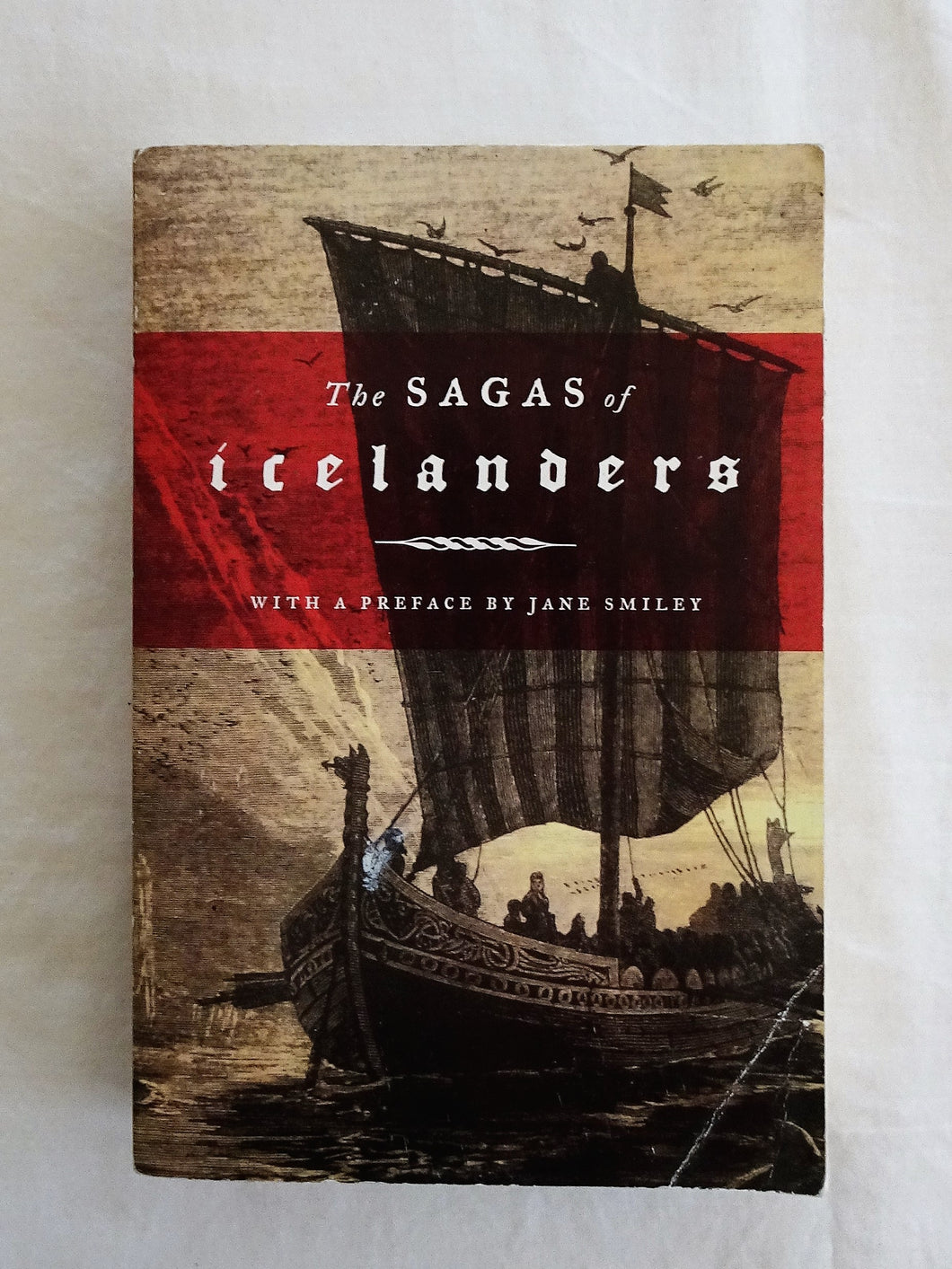 The Sagas of Icelanders by Jane Smiley