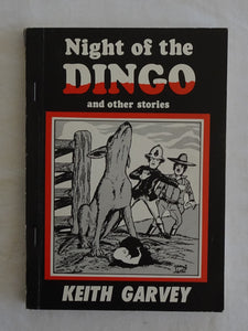 Night of the Dingo and other stories by Keith Garvey