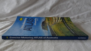 Concise Motoring Atlas of Australia by UBD