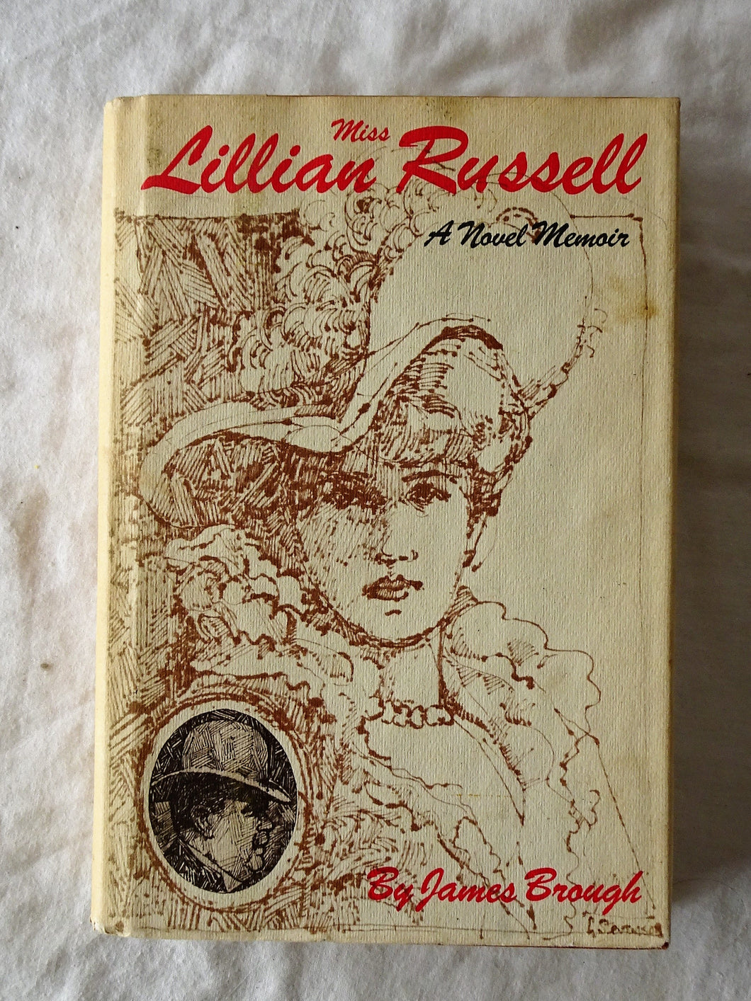 Miss Lillian Russell by James Brough
