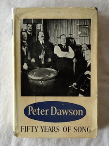 Fifty Years of Song by Peter Dawson