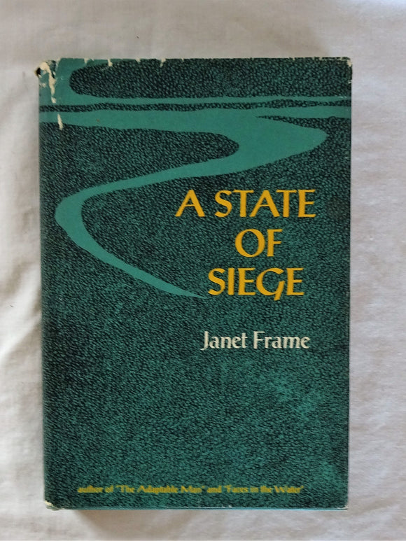 A State of Siege by Janet Frame