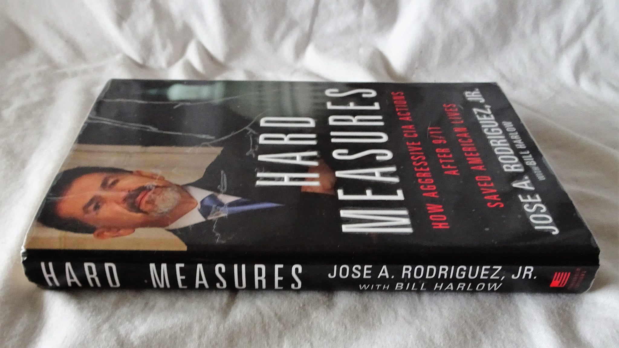 hard measures harlow bill rodriguez jose a