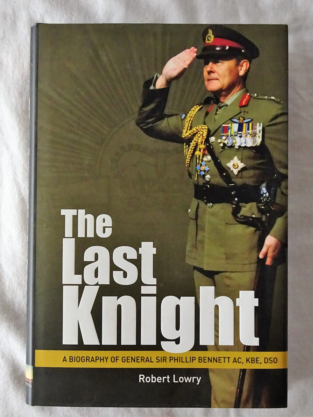The Last Knight by Robert Lowry