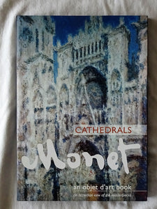Cathedrals Monet  by Edward Leffingwell