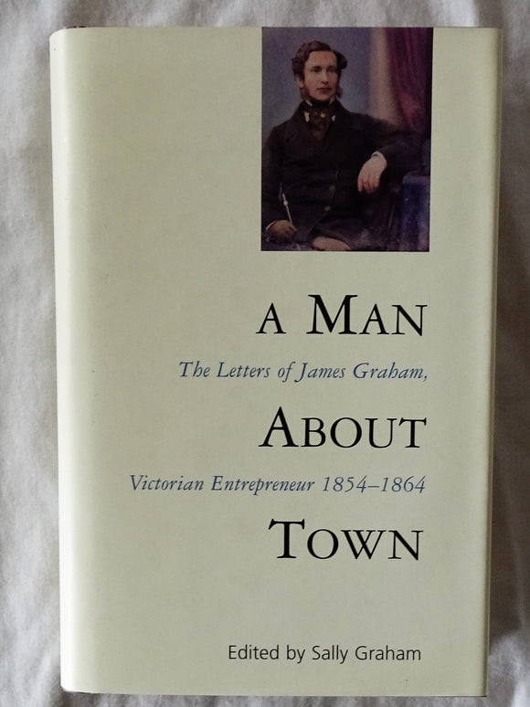 A Man About Town by Sally Graham