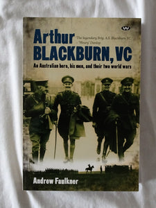 Arthur Blackburn, VC by Andrew Faulkner