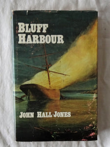 Bluff Harbour by John Hall-Jones